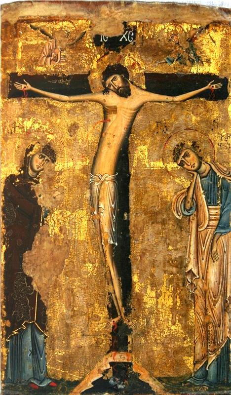 crucifixionIconGeorgia12thCentury.jpg