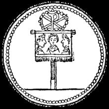220px-Konstantin_den_stores_labarum,_Nordisk_familjebok-1