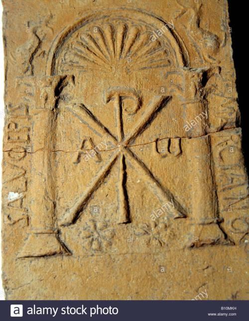 christian-stele-from-seville-showing-chi-rho-symbol-5th-7th-c-ad-copyright-B10MKH.jpg